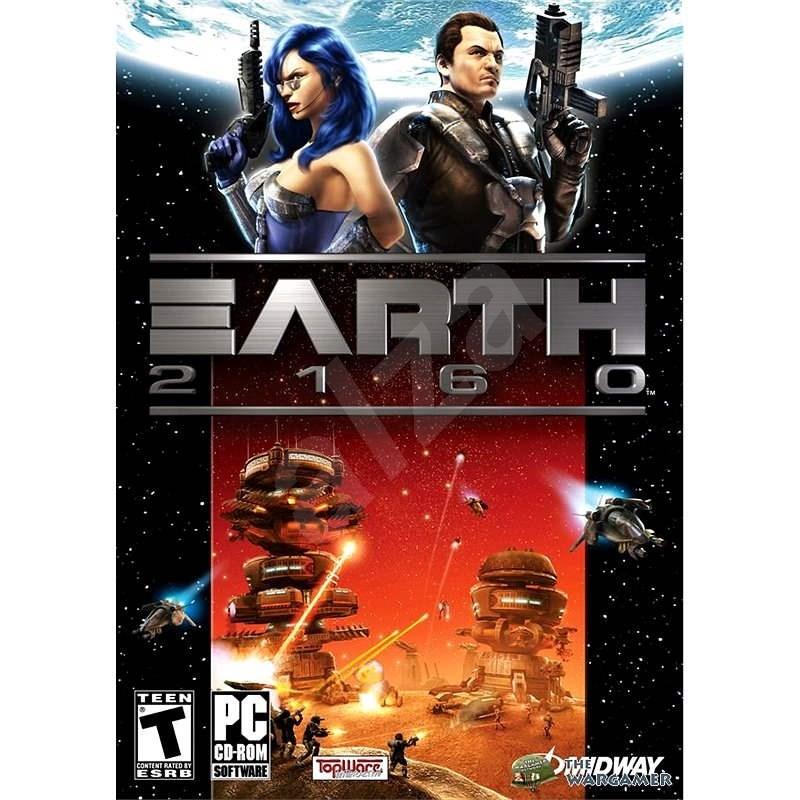 Earth 2160 - Hra na PC