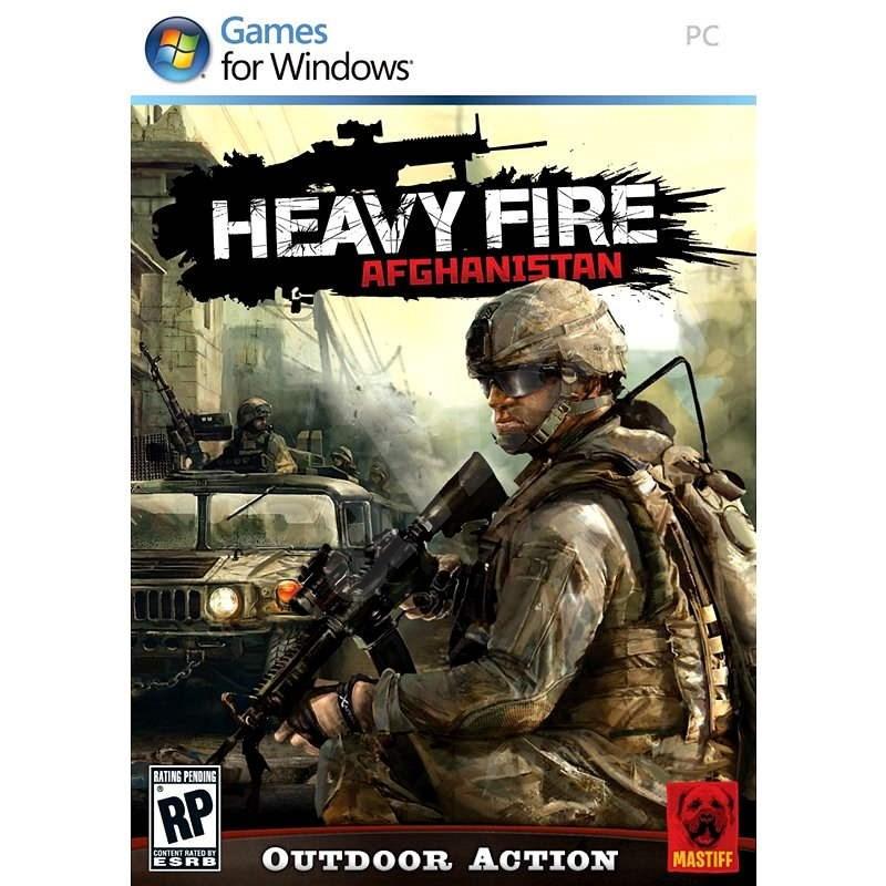 Heavy Fire Afghanistan - Hra na PC