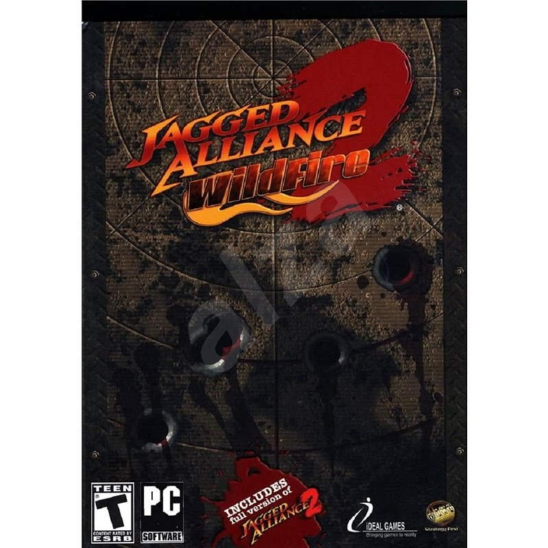 Jagged Alliance 2 Wildfire - Hra na PC