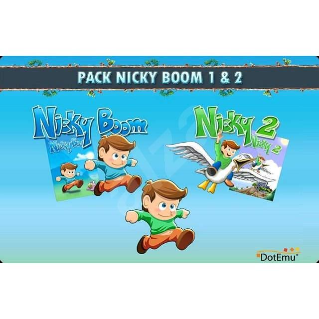 Nicky Boom 1&2 - Hra na PC