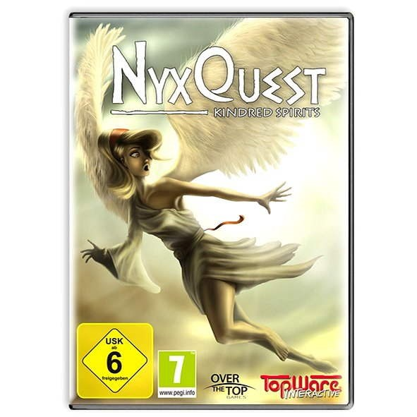 NyxQuest - Hra na PC