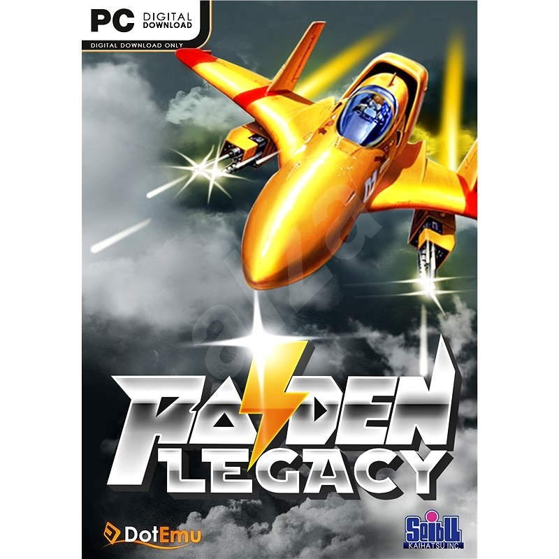 Raiden Legacy - Hra na PC