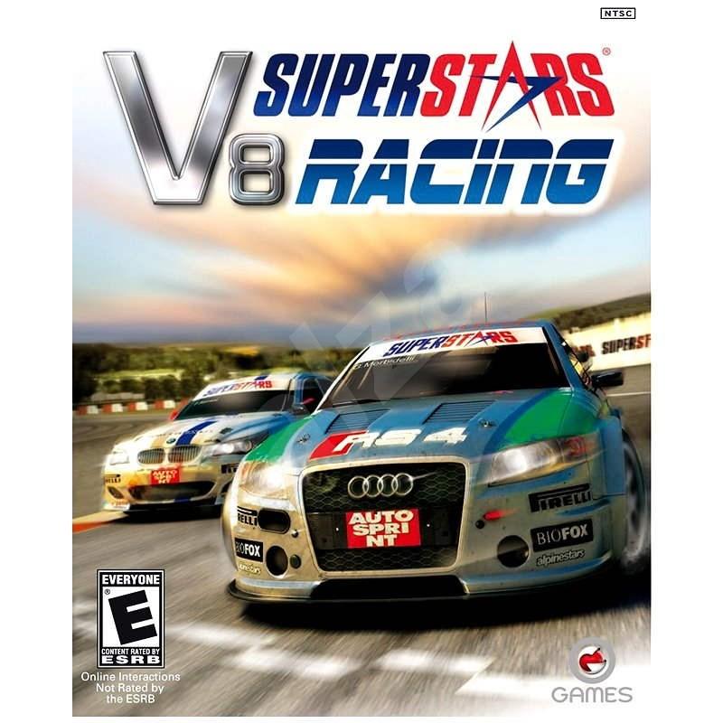 SSV8 Superstar V8 Racing - Hra na PC