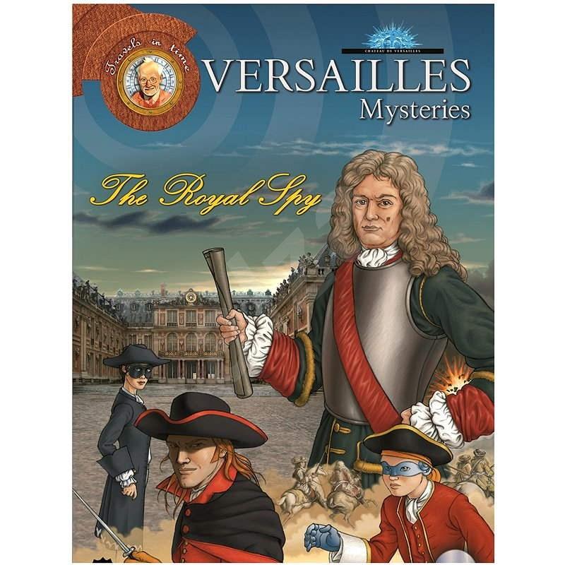 Versailles Mysteries 2 - The Royal spy - Hra na PC