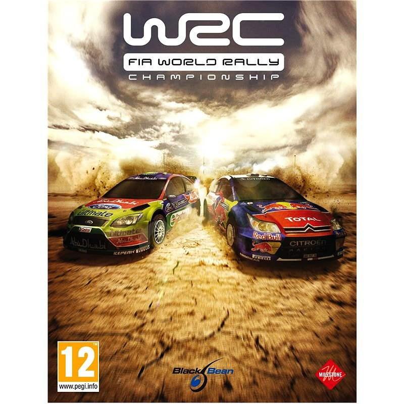 WRC - Hra na PC