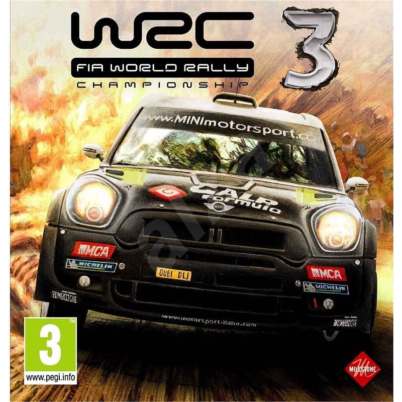 WRC 3 - Hra na PC