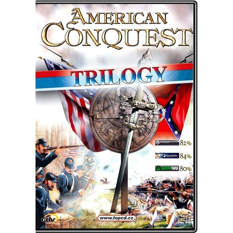 American Conquest Trilogy - Hra na PC