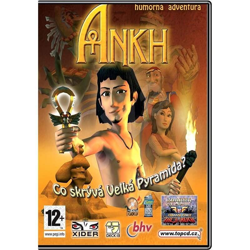 Ankh Malý Faraón - Hra na PC