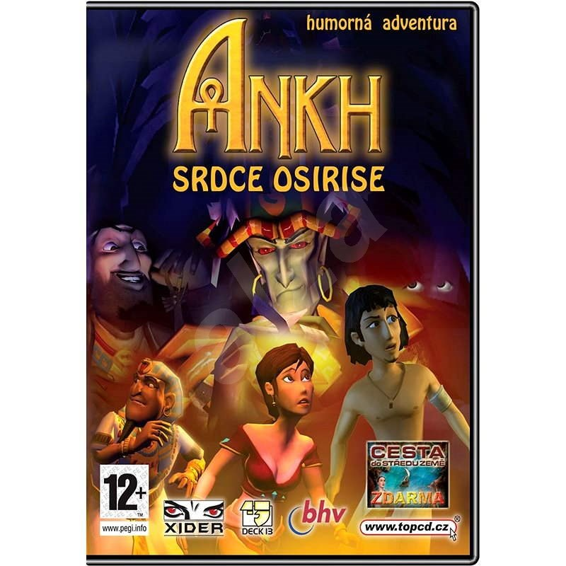 Ankh Malý Faraón II - Hra na PC