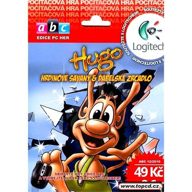 Hugo - Hrdinové Savany - Hra na PC