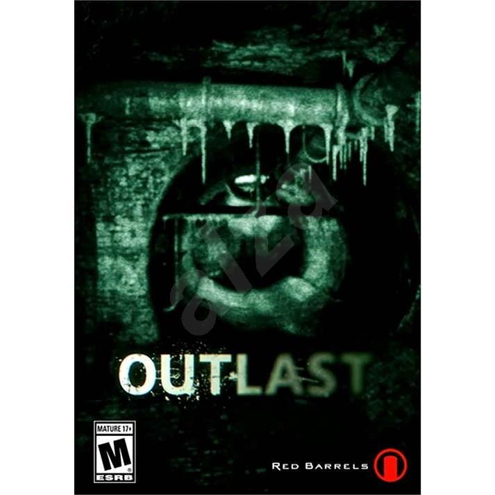 Outlast - Hra na PC