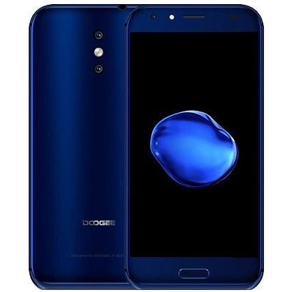 Doogee BL5000 Marine Blue - Mobilní telefon