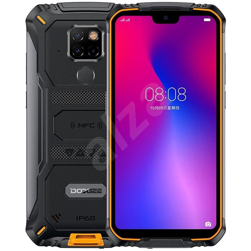 Doogee S68 PRO 128GB oranžová - Mobilní telefon