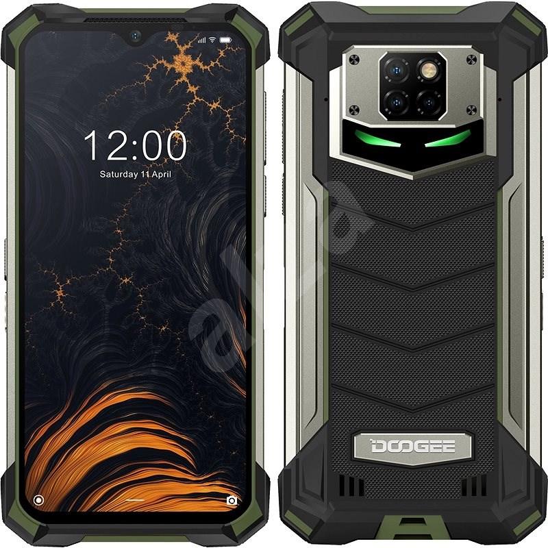 Doogee S88 PRO Dual SIM zelená - Mobilní telefon