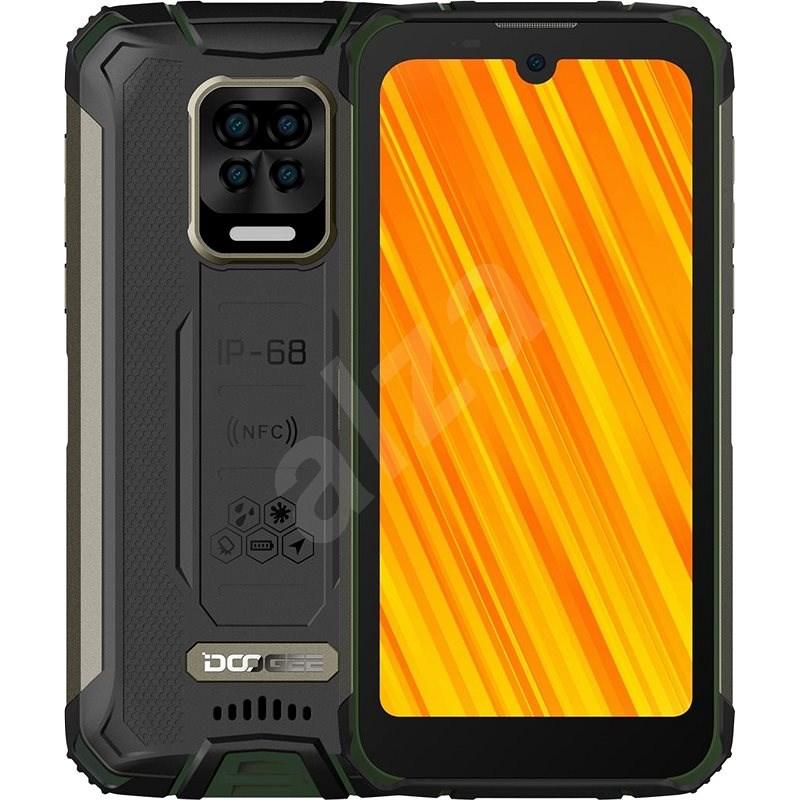 Doogee S59 PRO DualSIM zelená - Mobilní telefon
