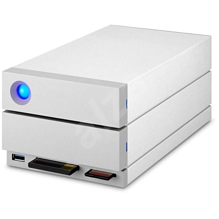 LaCie 2big Dock 32TB Thunderbolt3 - Datové úložiště