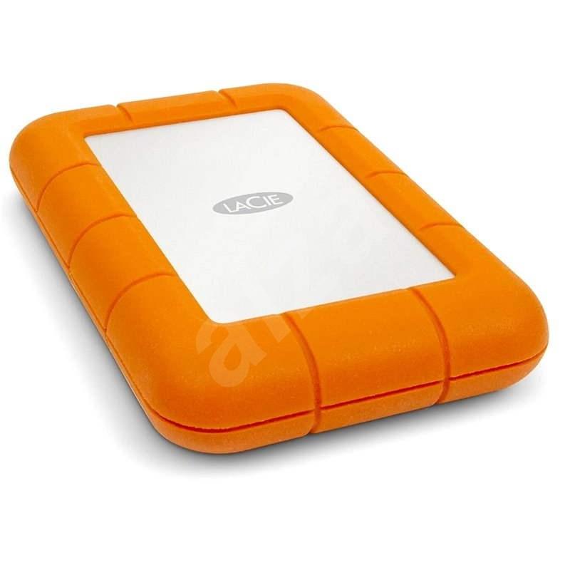 "LaCie 2.5"" Rugged 500GB SSD Thunderbolt Series - Externí disk"