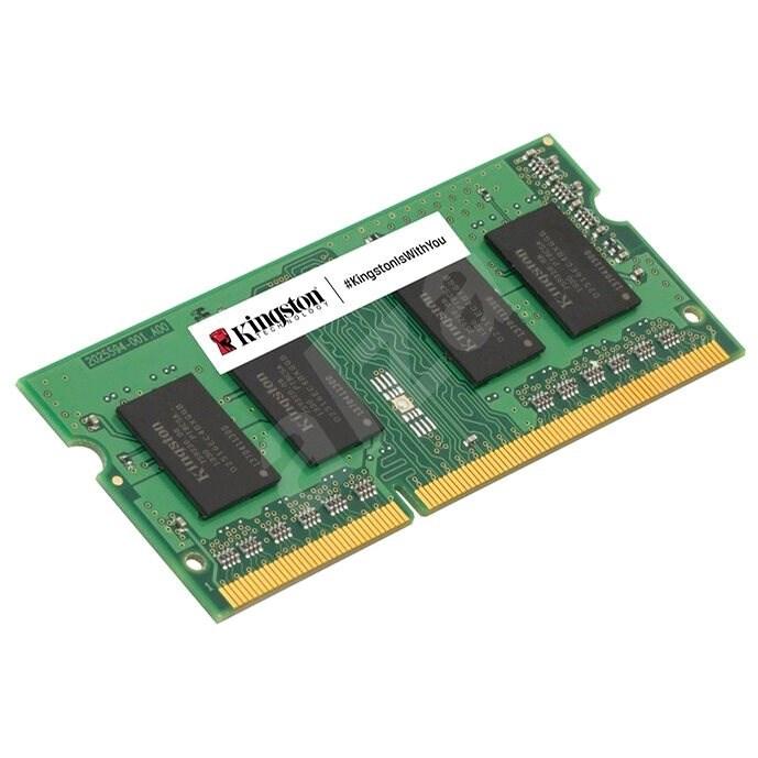 Kingston SO-DIMM 4GB DDR3 1600MHz CL11 - Operační paměť