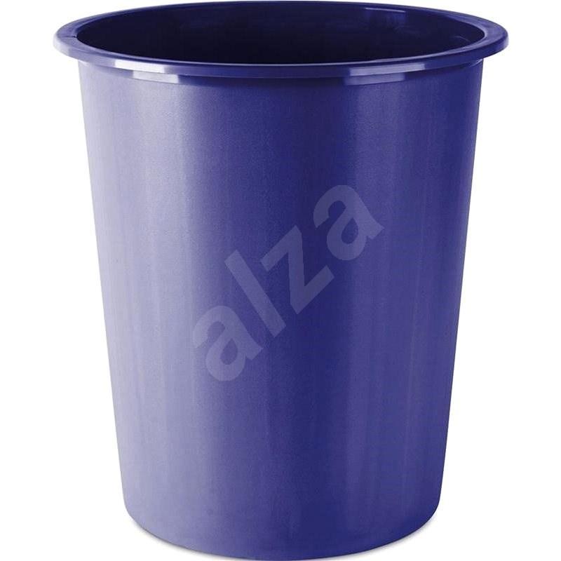 DONAU 14l modrý - Odpadkový koš