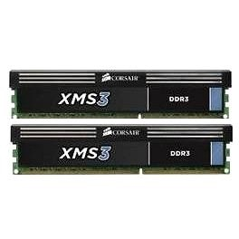 Corsair 8GB KIT DDR3 2000MHz CL9 XMS3 - Operační paměť
