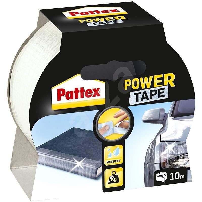 PATTEX Power tape transparentní 10 m - Lepicí páska