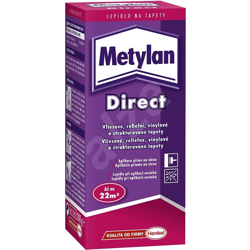 METYLAN Direct 200 g - Lepidlo