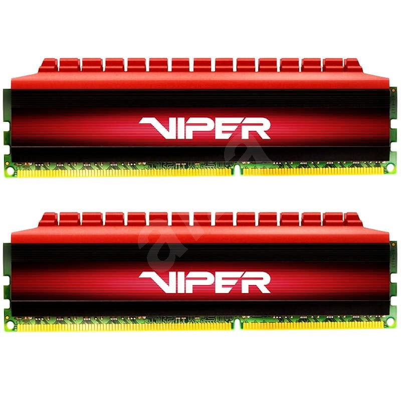 Patriot Viper4 Series 16GB KIT DDR4 2400Mhz CL15 - Operační paměť