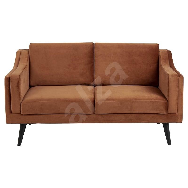 Design Scandinavia Montreal sofa, 151 cm, orange - Couch