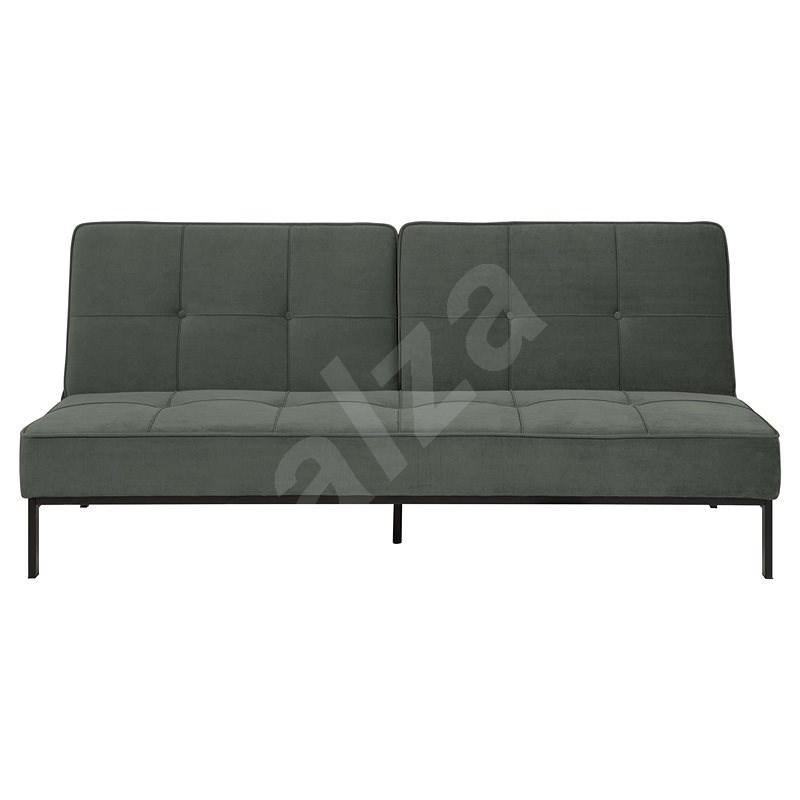 Design Scandinavia Perugia sofa, 198 cm, khaki - Couch
