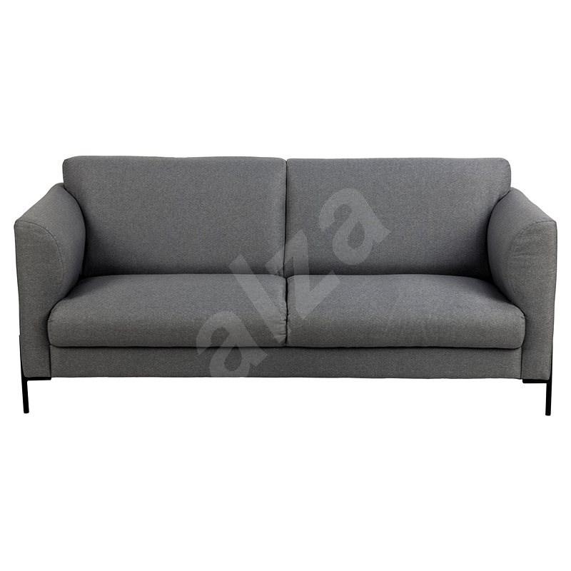 Design Scandinavia Conley sofa, 180 cm, light gray - Couch