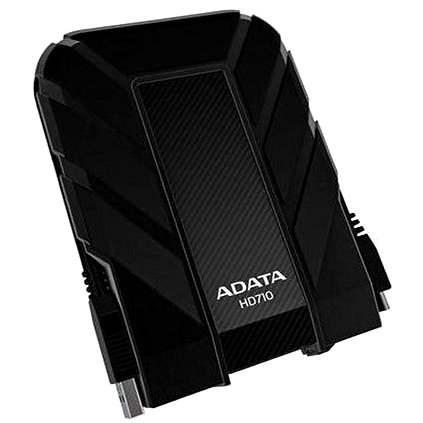 """ADATA HD710 HDD 2.5"""" 1TB černý - Externí disk"""