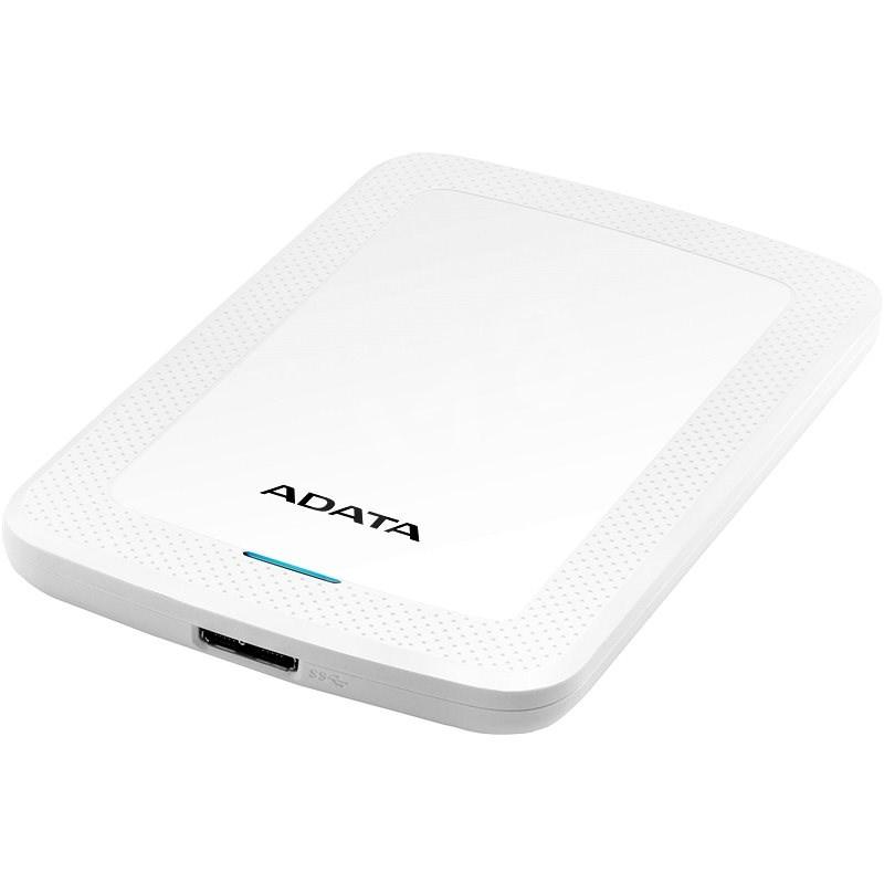 ADATA HV300 externí HDD 1TB USB 3.1, bílá - Externí disk