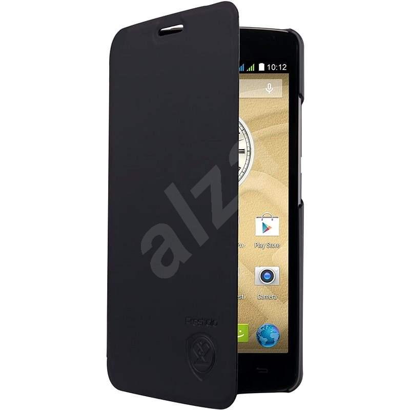 Prestigio pro smartphone PSP5550 DUO černé - Pouzdro na mobil