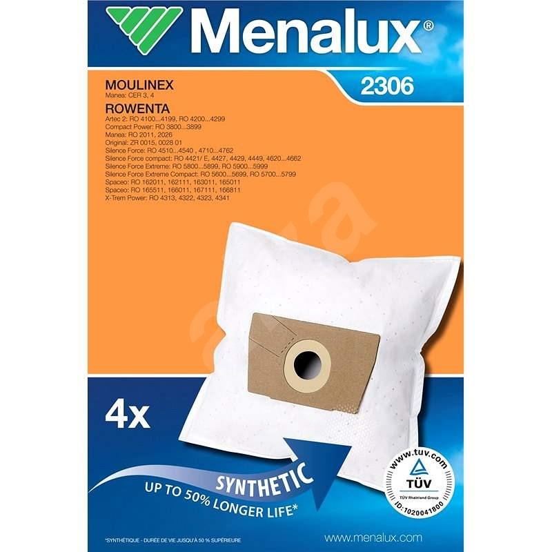 Menalux 2306 - Sáčky do vysavače