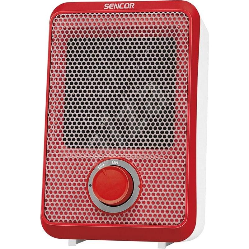 SENCOR SFH 6011RD - Horkovzdušný ventilátor