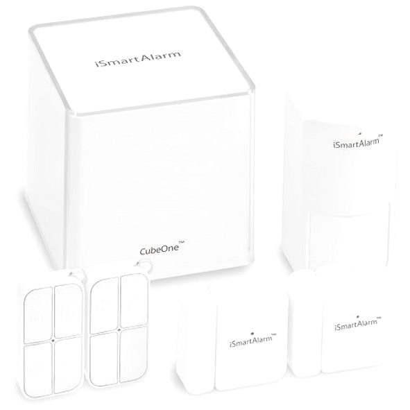 iSmartAlarm - bezdrátový domácí alarm - Sada