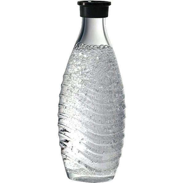SodaStream Penguin/Crystal skleněná 0,7l - Náhradní láhev