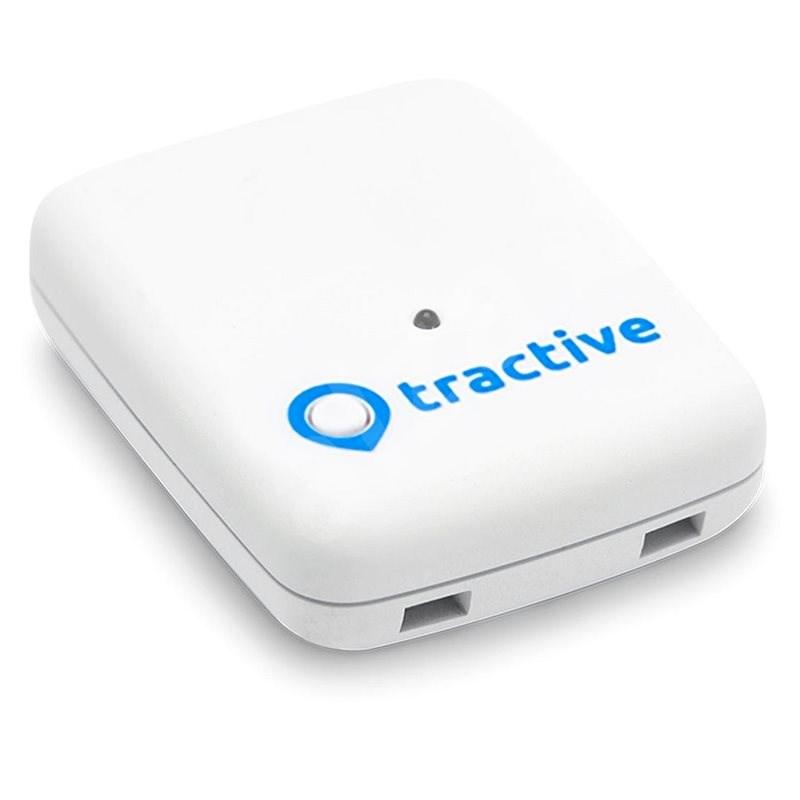 Tractive GPS Tracker pro domácí mazlíčky - GPS lokátor