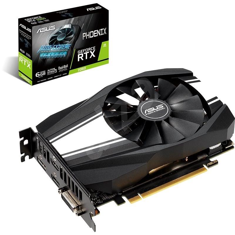 ASUS PHOENIX GeForce RTX2060 6G - Grafická karta