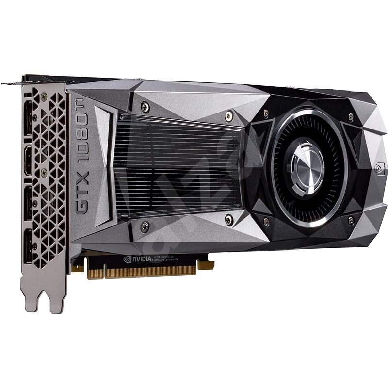 ASUS GeForce GTX 1080Ti Founders Edition - Grafická karta