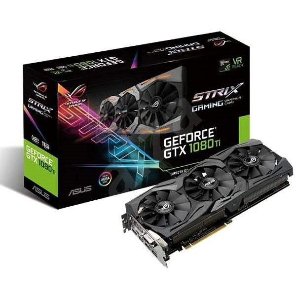 ASUS ROG STRIX GAMING GeForce GTX 1080Ti 11GB - Grafická karta