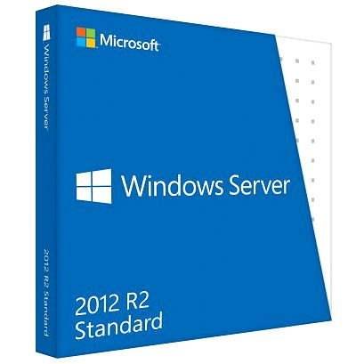 Windows Server Standard 2012R2 SNGL MVL 2Proc - Operační systém
