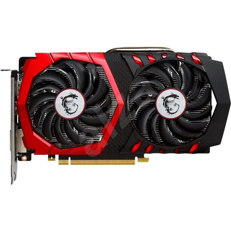 MSI GeForce GTX 1050 GAMING X 2G - Grafická karta