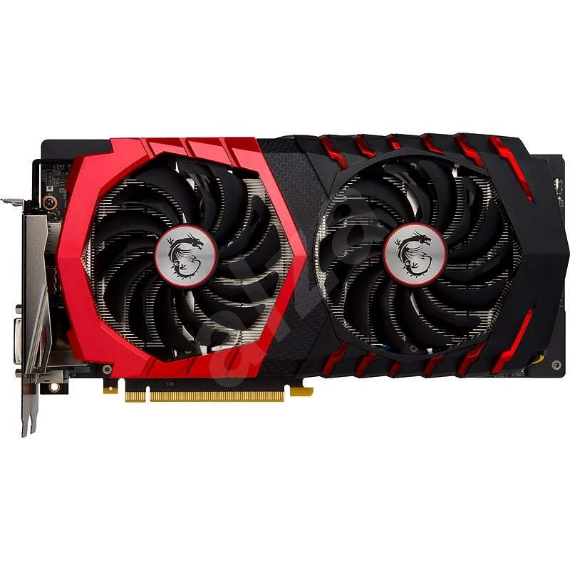 MSI GeForce GTX 1060 GAMING X 3G - Grafická karta