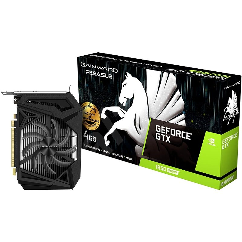 GAINWARD Geforce GTX 1650 SUPER Pegasus OC - Grafická karta