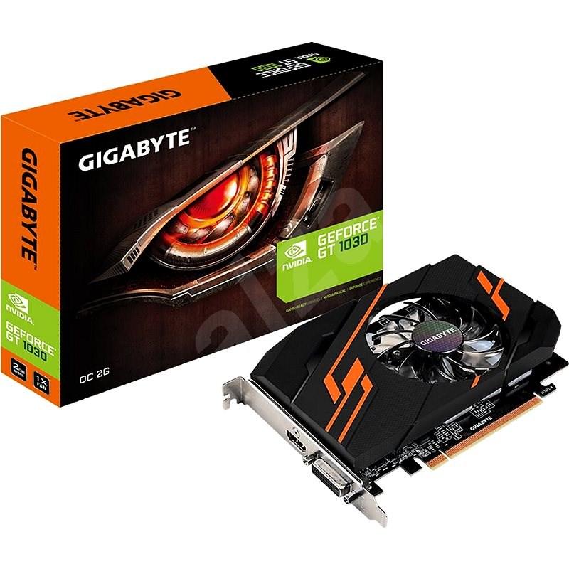 GIGABYTE Geforce GT 1030 OC 2G - Grafická karta