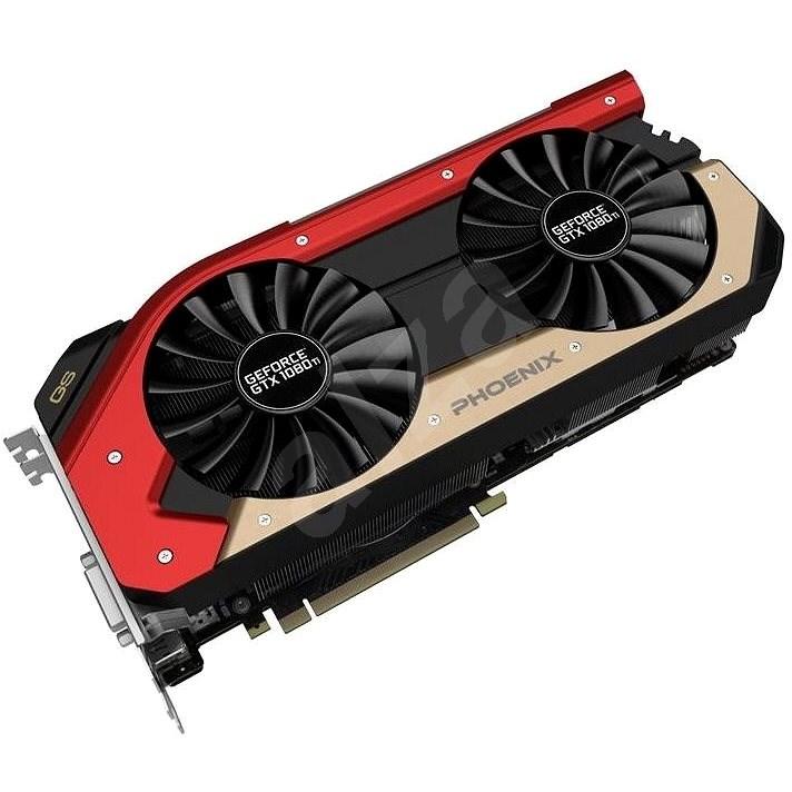 GAINWARD GeForce GTX 1080 Ti Phoenix 11GB - Grafická karta