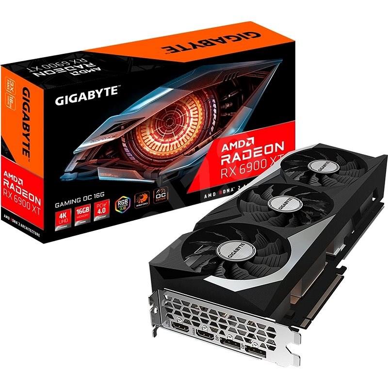 GIGABYTE Radeon RX 6900 XT GAMING OC 16G - Grafická karta