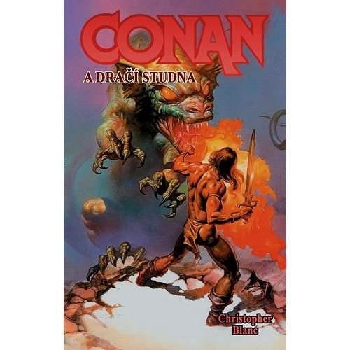 Conan a dračí studna - Christopher Blanc