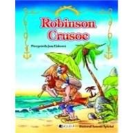 Robinson Crusoe - Antonín Šplíchal  Jana Eislerová